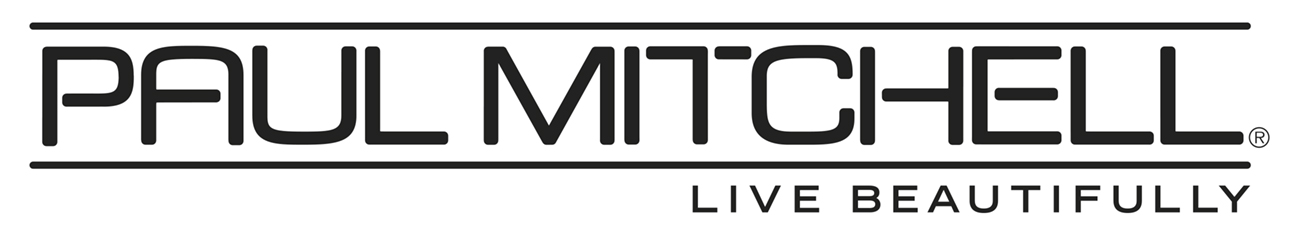 Paul Mitchell Live Beautifully Logo